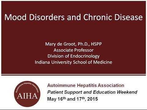 AIHA Mary de Groot Mood disorders and chronic disease