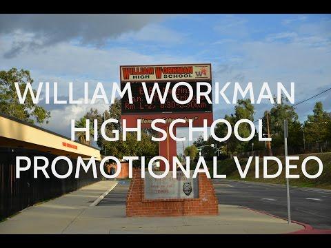 William Workman High School Promotional Video [ SUBTITLES ]
