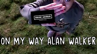 ON MY WAY ALAN WALKER  sabrina carpenter & Farruko coverby LIFIA LAETICIA