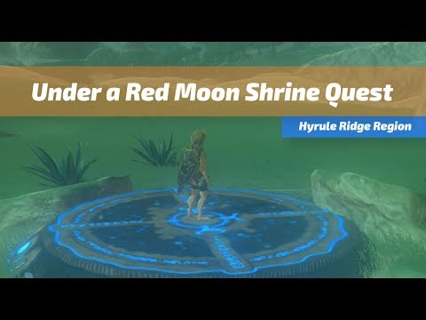 red moon shrine - photo #32