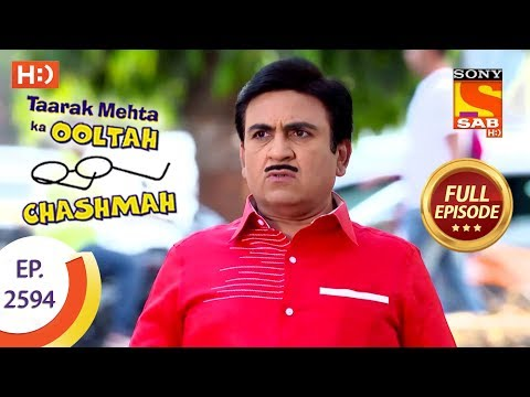 Taarak Mehta Ka Ooltah Chashmah - Ep 2594 - Full Episode - 5th November, 2018