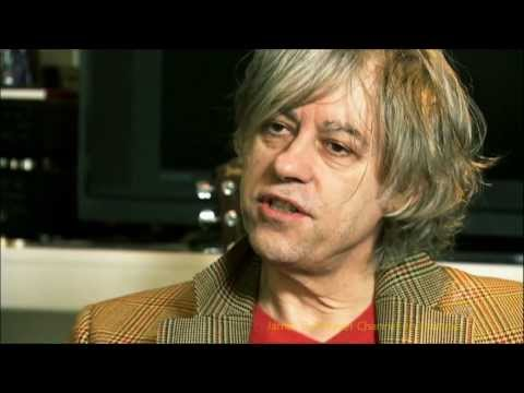 BOB GELDOF reveals the TRUTH of