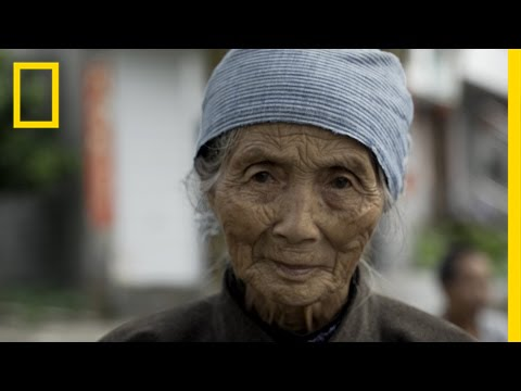 Does This Village in China Hold the Key to Living Past 100? | National Geographic