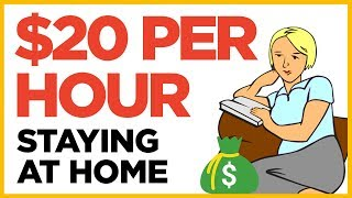 5 Sites That Pay Per Hour To Stay At Home