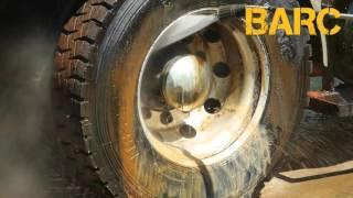 BARC 100% Biodegradable Asphalt Remover