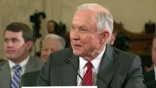 Jeff Sessions' Tenure As Attorney General | Los Angeles Times Free HD Video