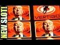★NEW SLOT! ALFRED HITCHCOCK★ 🤩 LET'S GET VERTIGO! Slot Machine Bonus (IGT)