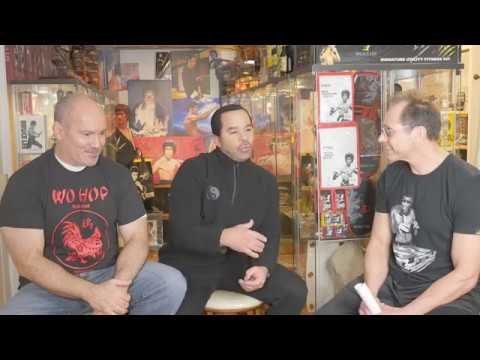 Bruce Lee Interview | Bruce Lee Collector Richard Torres