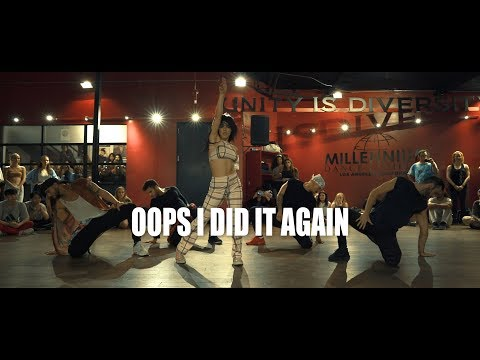 Britney Spears | Oops I Did It Again | Choreography by Jojo Gomez | #Dance #BritneySpears