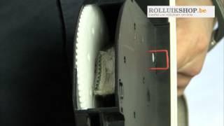 Hoe monteer je een elektrische bandoproller voor rolluiken