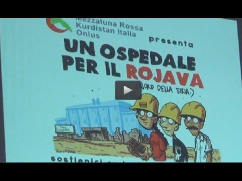 """Siria, Italia in prima linea nel progetto """"Un ospedale per il Rojava"""""""