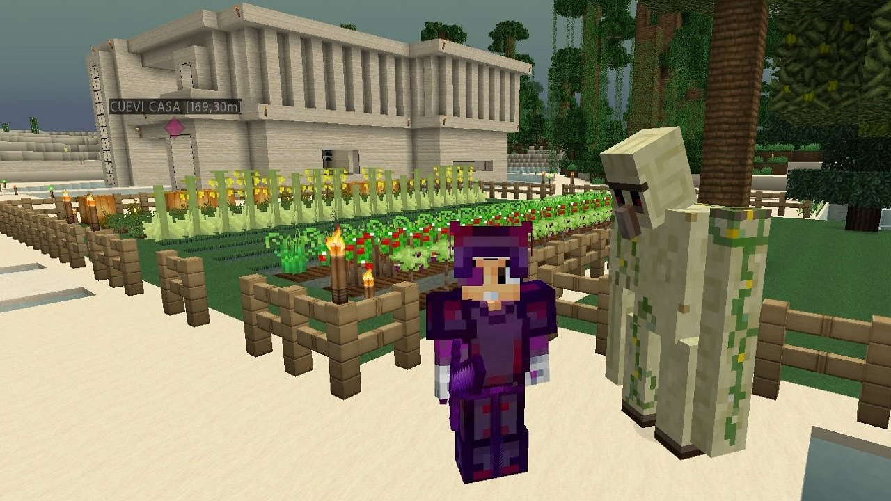Planeta vegetta empezamos el a o en el nether 26 youtube for Oficina de infiltrados temporada 3