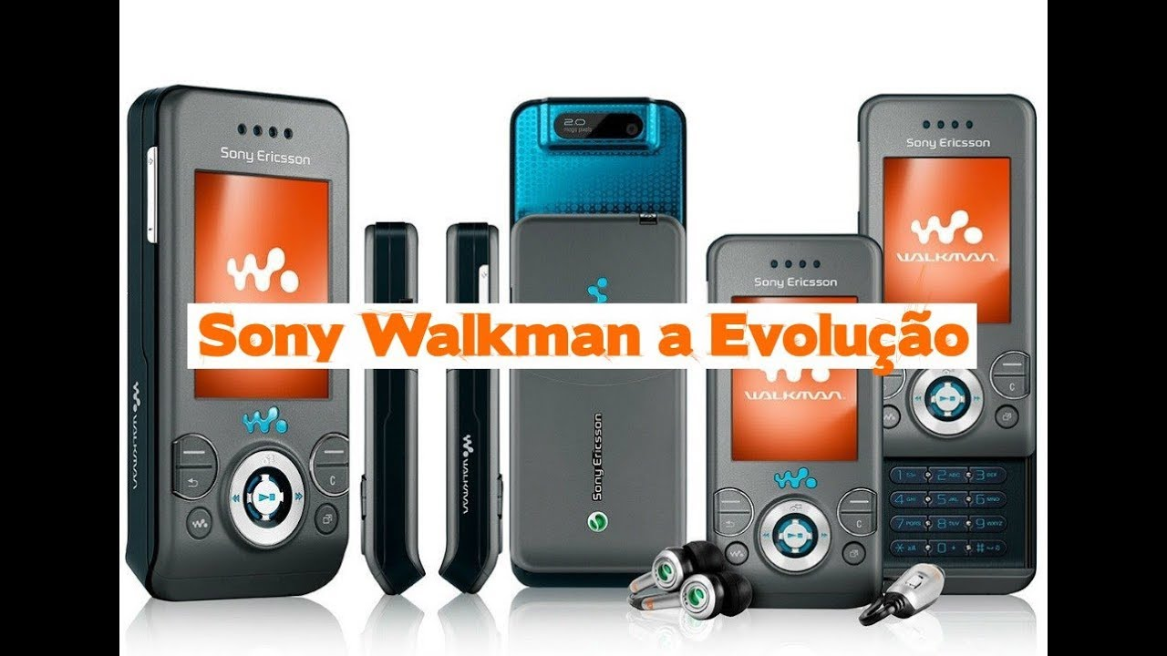 musica su walkman sony