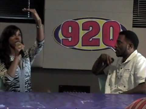 Kelly Rowland & 92Q @ Nashville Interview Part 1