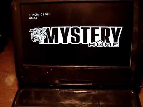 Находка: Dvd плеер Mystery