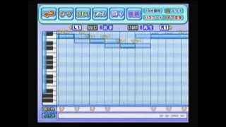 パワプロ2009で作成した応援歌です。音量注意です。 パスワード化するた...