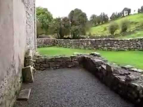 Ireland Road Trip-Corcomroe Abbey