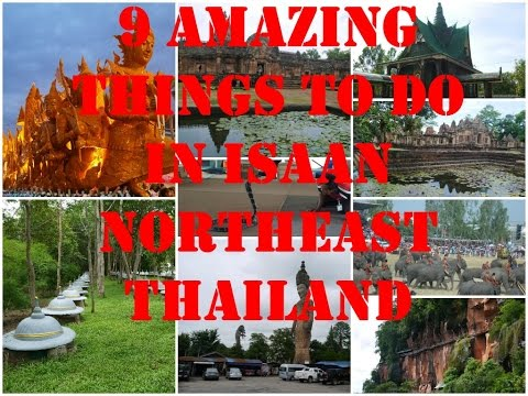 9 Amazing Things To Do In Isaan (Northeast Thailand)