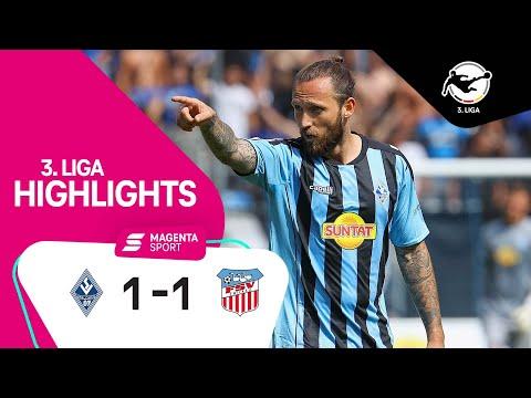 Mannheim Zwickau Goals And Highlights