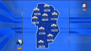 Pronóstico del tiempo para Córdoba