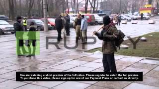 Ukraine: Pro-Russian demonstration shows strength in Odessa