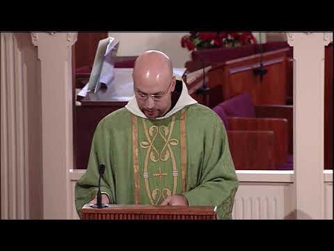 Daily Readings and Homily - 2020-11-20 - Fr. John Paul