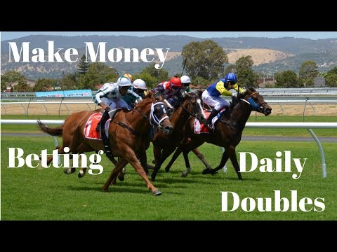 How To Win Money On Horses Betting The Daily Double