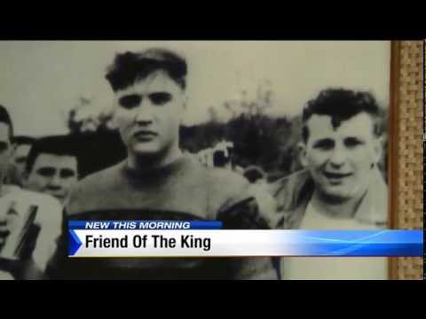 Man shares story of friendship with Elvis