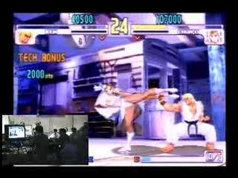 Streetfighter III Tournament - Daigo's Comeback