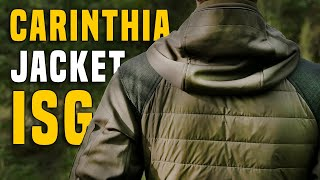 NEW Carinthia G-Loft ISG Jacket Outdoor Gear Review GERMAN + (ENG SUBTITLES)
