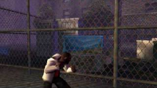 Spiderman: Web of Shadows PSP Gameplay Part 1