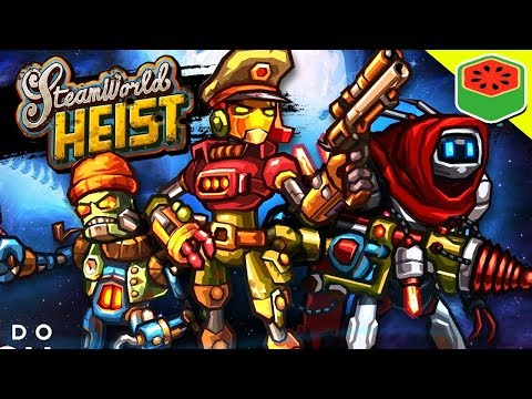 I CAN'T BE STOPPED | SteamWorld Heist