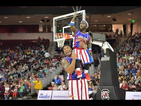 Meet the Shortest Harlem Globetrotter