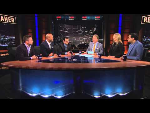 Real Time with Bill Maher: Overtime – January 16, 2015 (HBO)