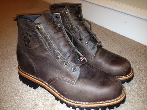 Chippewa Boots Unboxing & Review Handmade In USA