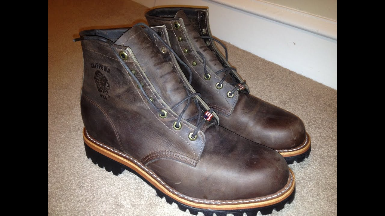 Chippewa Boots Unboxing Amp Review Handmade In Usa Doovi