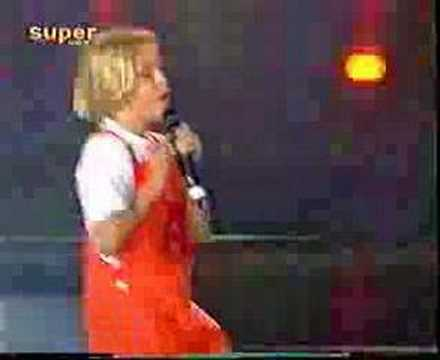 1997- Aaron Carter - Crush On You (Live Pop Explosion 97)