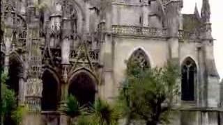 Church bells in Louviers