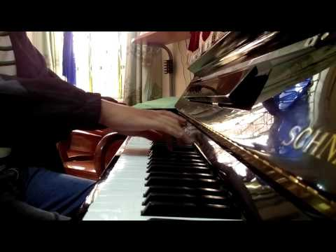 G Minor - Piano Tiles 2 (Bach) - Composed by Luo Ni - Pianist Khanh Nam
