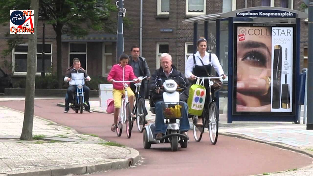 Who Else Benefits From The Dutch Cycling Infrastructure Bicycle Dutch