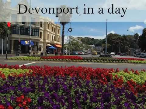 Devonport - Auckland's seaside village