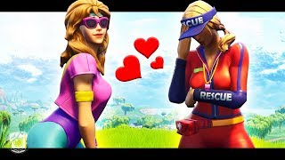 SUN STRIDER'S SECRET MOM - A Fornite Short Film