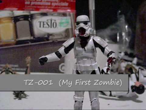 Custom Star Wars Death Trooper Zombies