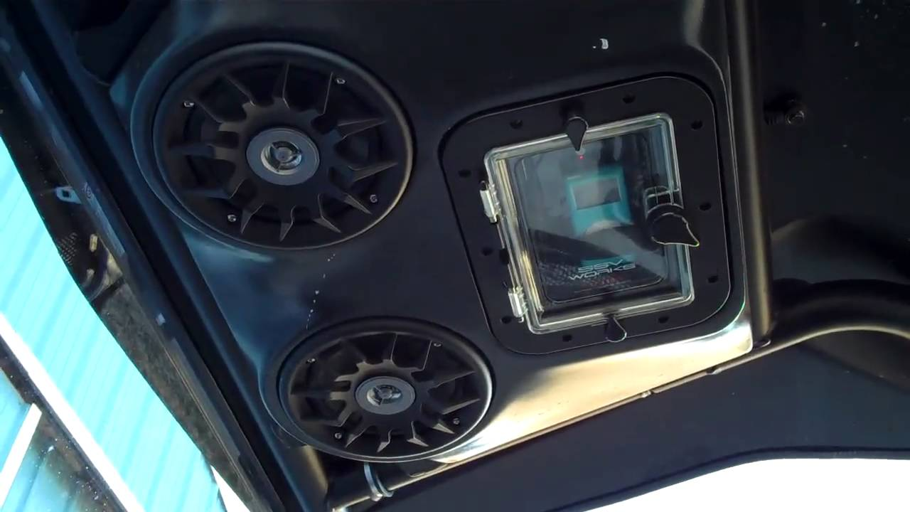 My Rzr Sound System Youtube