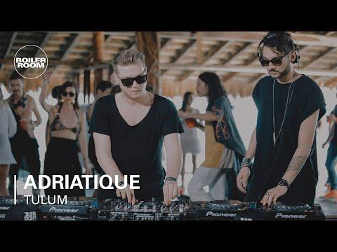 Adriatique Boiler Room Tulum DJ Set