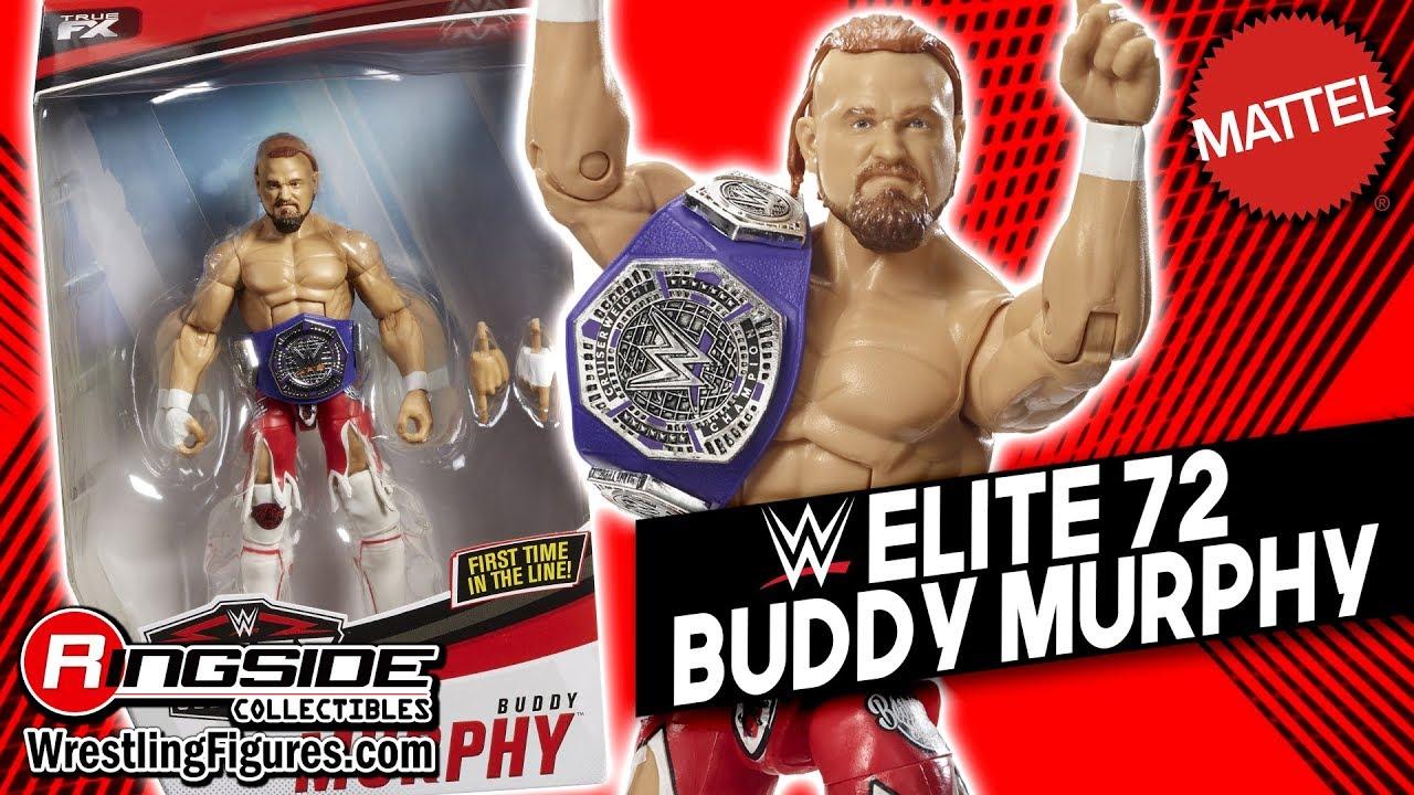 WWE Mattel custom head Cast-Buddy Murphy Figure fourragères