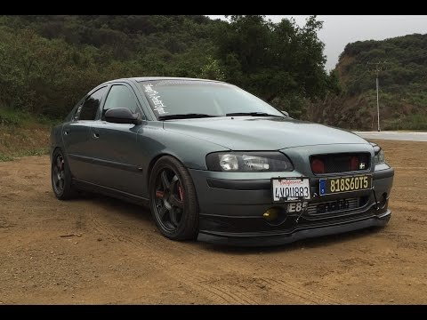 Modified Volvo S60 T5 - One Take