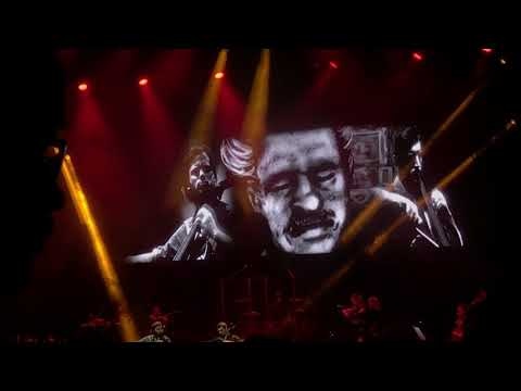 2CELLOS perform in concert - U Texas, Austin Jan 18, 2018