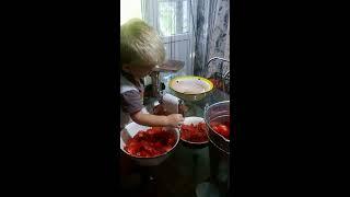 Как правильно делать томатный сок