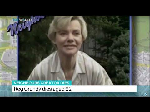 Reg Grundy dies aged 92